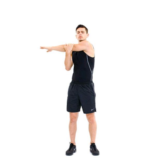 Crossbody Shoulder Stretch