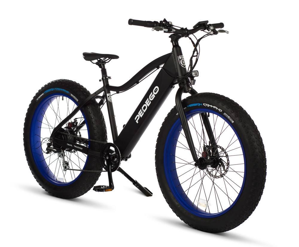 Pedego Trail Tracker Fat Tire Bike