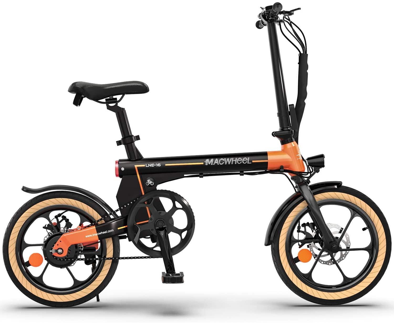 Macwheel Electric Folding Bike