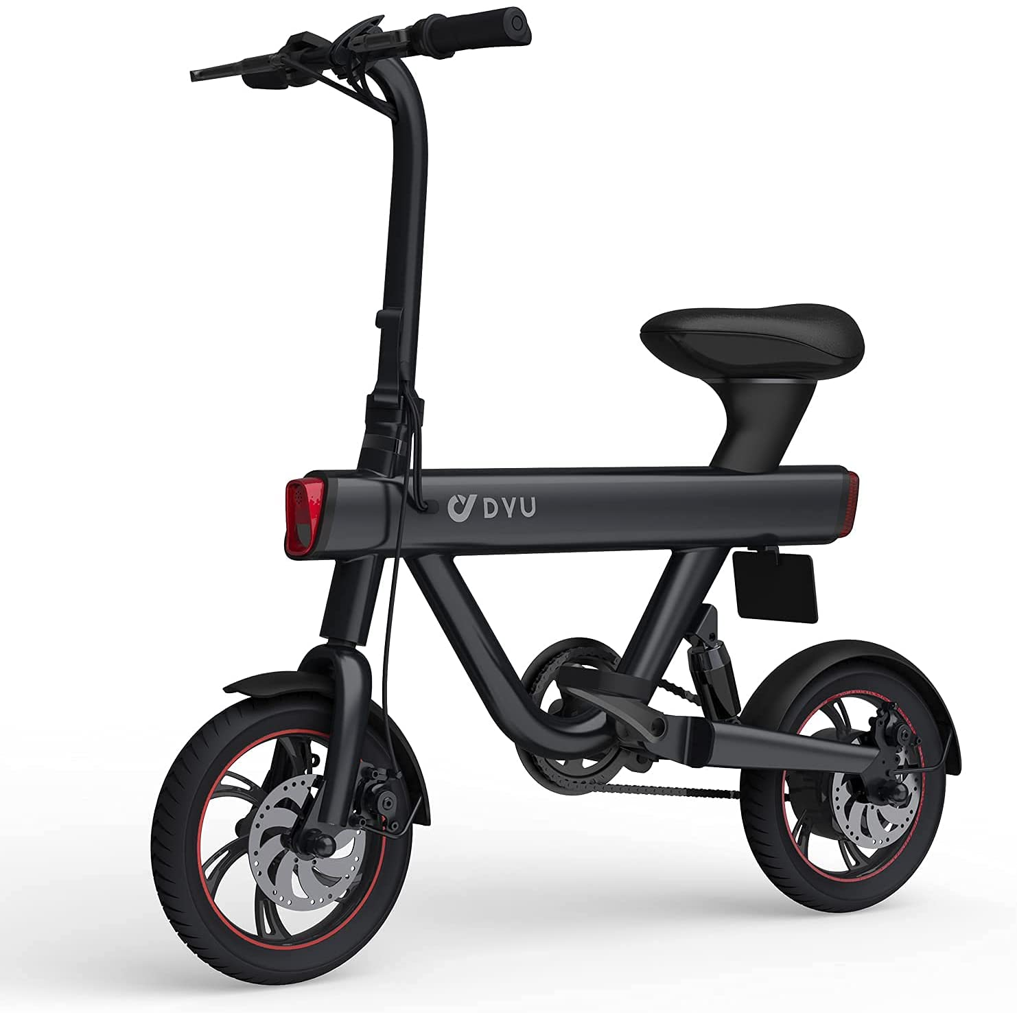 DYU Folding Electric Bike