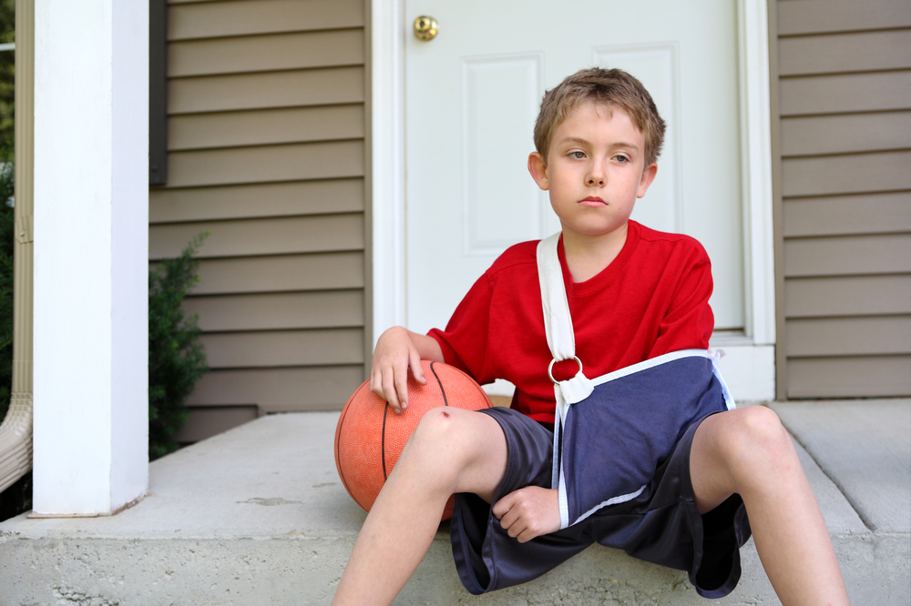 when to seek medical treatment for kids sports injury