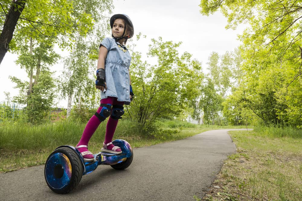 stay safe riding hoverboards